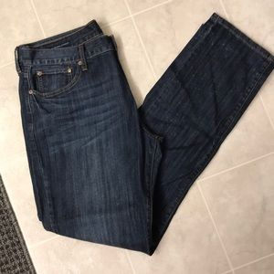 Lucky Brand Jeans - Lucky brand 221 original straight fit 36x34